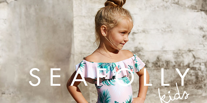 Shop for affordable kids' swimsuits from Australia's most-loved swimsuit store, Swimwear galore. We've got the colours, the patterns, and the frills your kids will love, for all your poolside fun.