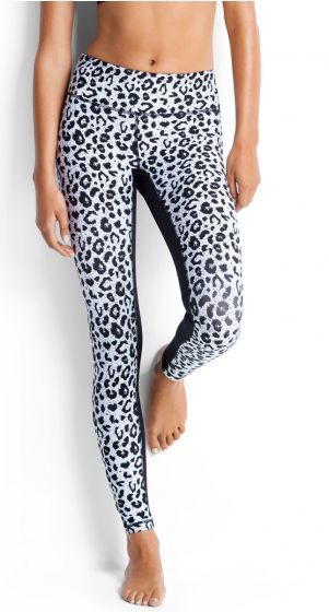 Seafolly Pacifico Leopard Active Tight