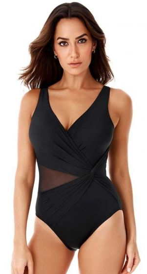 Miraclesuit Illusionist Circe Body Shaping Swimsuit