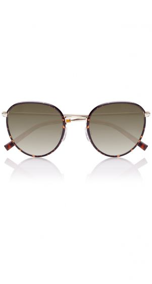 Seafolly Cotteslow Sunglasses in Dark Tortoise