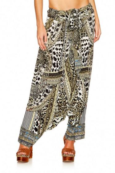 Camilla Animal Instinct Harem Pants