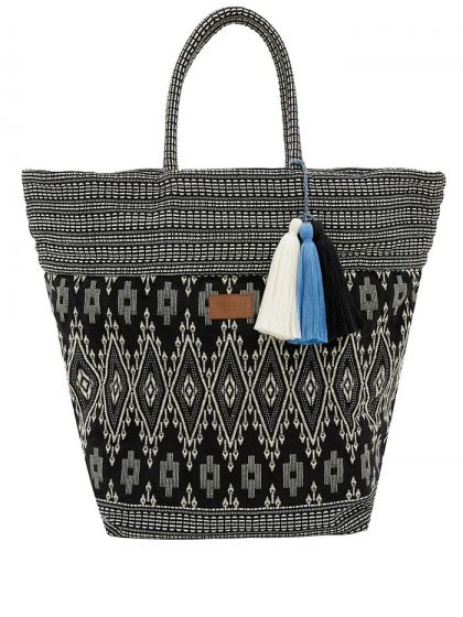 Seafolly Carried Away Oversized Beach Bag