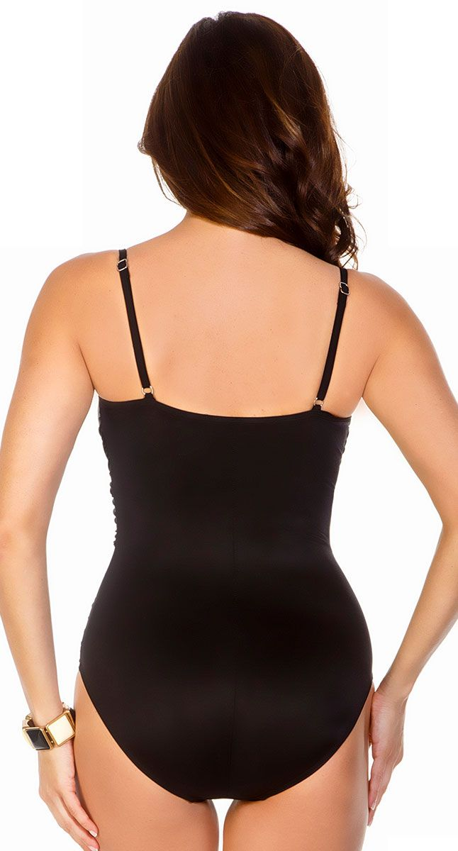 Miraclesuit Network Mystify Body Shaping Swimsuit