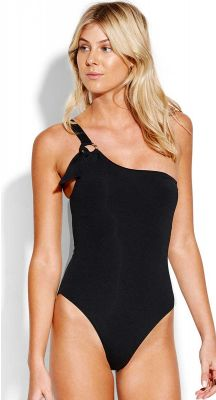 Seafolly Active One Shoulder Maillot One Piece Swimsuit