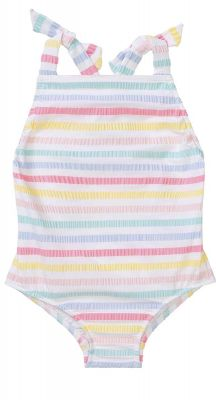 Seafolly Girls Mystical Garden Stripe Tank