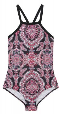 Seafolly Girls Indian Chintz Tank