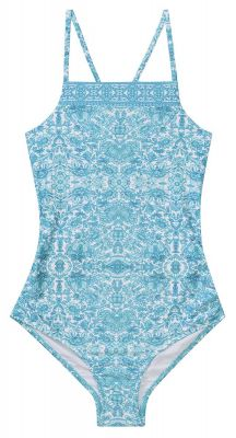 Seafolly Girls Ocean Tapestry Tank