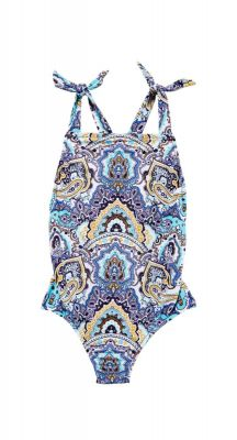 Seafolly Girls Mini Me Summer Chintz Tank