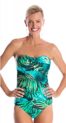 Togs Ombre Bandeau Wild Yonder One Piece