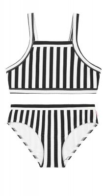 Seafolly Girls Desert Rose Ribbed Tankini