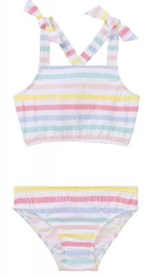 Seafolly Girls Mystical Garden Stripe Tankini