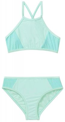 Seafolly Girls Summer Essentials Apron Tankini