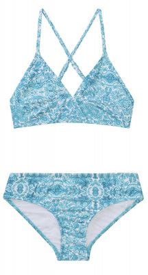 Seafolly Girls Ocean Tapestry Tri Kini