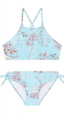 Seafolly Girls Tahitian Skies Tankini