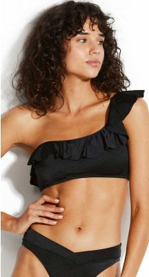 Seafolly Ladies Shine On One Shoulder Top