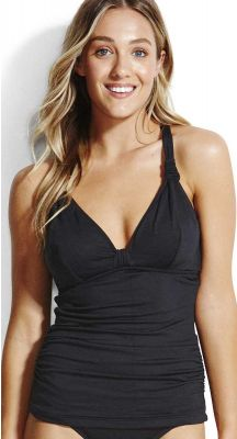 Seafolly Seafolly F Cup Fitting Halter Singlet Top