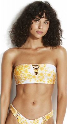 Seafolly Ladies Sunflower Tube Top
