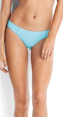 Seafolly Solids Quilted Hipster Bikini Pant