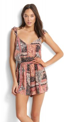 Seafolly Moroccan Moon Moroccan Moon Playsuit