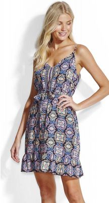 Seafolly Sun Temple Dress