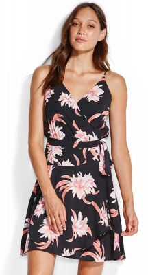 Seafolly Desert Flower Wrap Dress