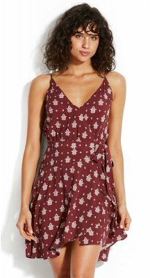Seafolly Ladies Water Garden Antique Paisley Dress