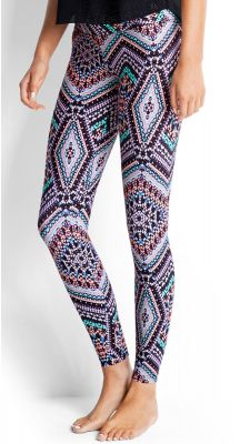 Seafolly Indian Summer Aztec Tights