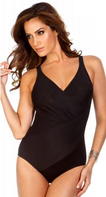 Miraclesuit Must Haves Oceanus One Piece - Slim Swimsuit