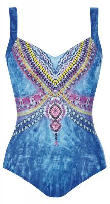 Sunflair Star Gaze F Cup V Neck One Piece