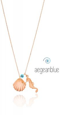 aegeanblue Sirens Pendant Necklace