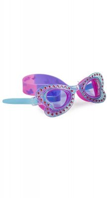 Bling20 Monach Blue Butterfly Girls Goggles