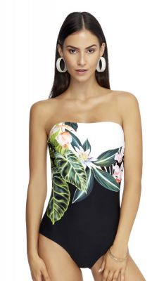 Jets Atacama Bandeau One Piece Swimsuit