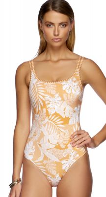 Jets Tranquillity Double Strap One Piece Swimsuit