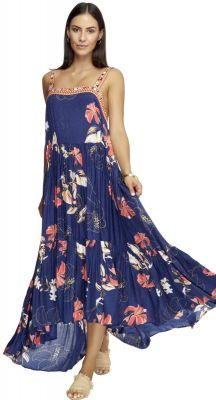 Jets Desert Bloom Maxi Dress