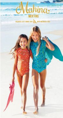 Mahina Mermaid Rash Vest (top only)