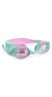 Bling20 Peppermint Pat Pink New Glitter Classic Girls Goggles