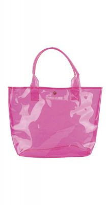 Sunny Life Neon Pink Market Bag
