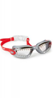 Bling 2o Jawsome (Jaws8B) Shark Grey Swim Goggles