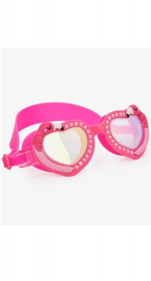 Bling 2o Flock Of Fab (Flock8G) - Pink Feather Swim Goggles
