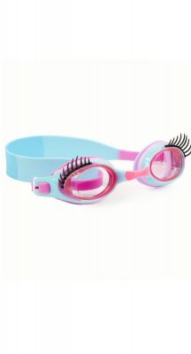 Bling 2o Glam Lash (Lashnew8Gice) Blue Ice#3 Swim Goggles